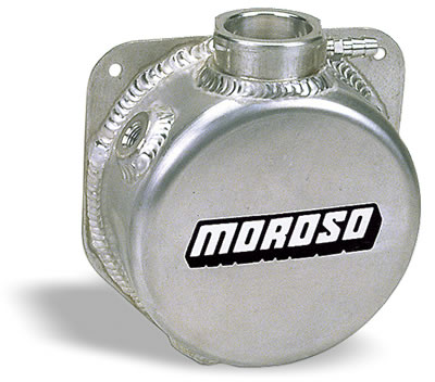 "Moroso Cooling System Expansion Tank 1qt. 7""x 6.5"""