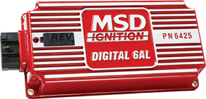 MSD Digital 6AL Ignition Control Electronic CDI w/ Rev Limiter