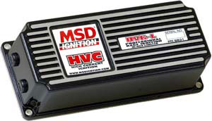 MSD 6 HVC w/Rev Limiter Deutsch Connectors Electronic CDI