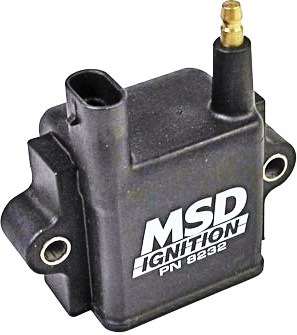 MSD Digital Single Tower Blaster Coil CPC Ignition