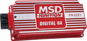 MSD Digital 6A Ignition Control Electronic Modual CDI
