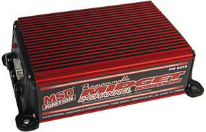 MSD Midget DIS-2 Programmable Race Ignition w/Rev Limiter Module