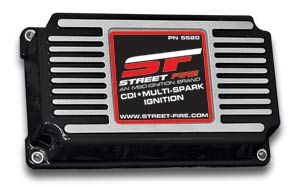 MSD Street Fire Electronic CDI Ignition w/ Rev Limiter
