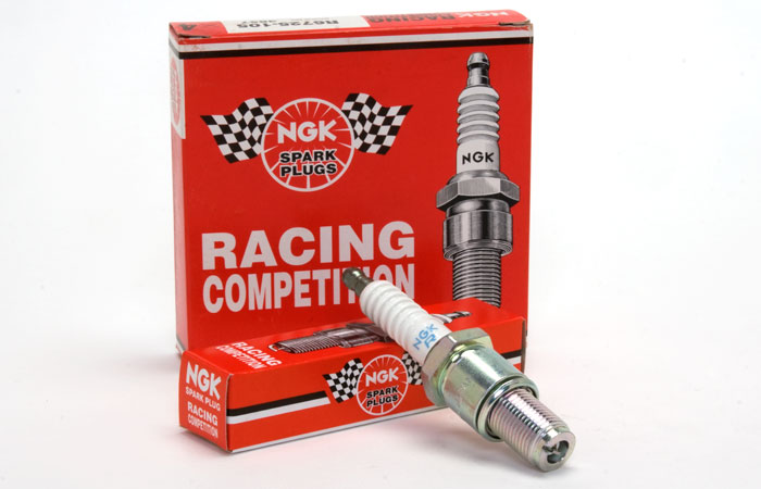 NGK COMPETITION Spark Plug 10.5 HEAT: Mazda 86-95 RX-7