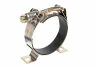 Aeromotive 2.5'' T-Bolt Clamp for Pump/Filter