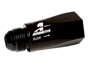 Aeromotive -10 AN One-Way Check Valve, Black Anodized