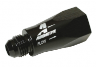Aeromotive -6 AN One-Way Check Valve, Black Anodized