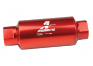 Aeromotive 40 Micron, -10 AN Red Fuel Filter