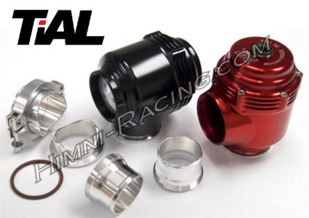 TiAL QRJ Recirculating Blow Off / Bypass Valve BOV