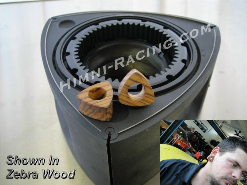 Turbo Turbocharger Ear Plugs Gauges Earrings