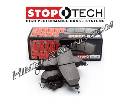 StopTech Brake Pads Rear ALL 86-91 Mazda FC RX7