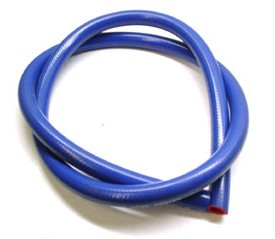 "-10 AN / 5/8"" Silicone Oil Return Line (High Heat)"