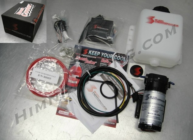 Snow Performance Stage 2 Boost Cooler - FREE SHIPPING