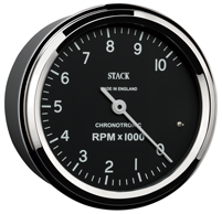 Stack Gauges Chronotronic Tachometer
