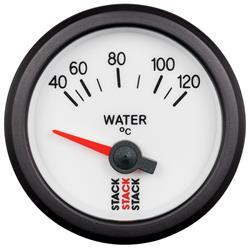 Stack Electrical Water Temperature Gauge