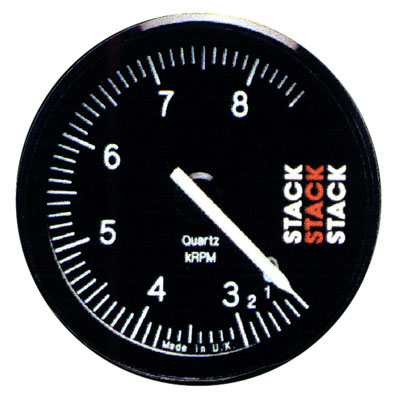 "Stack Professional ""Monster"" Action Replay Tachometer - ST430"