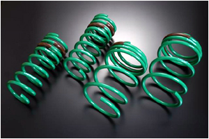 TEIN S Tech Lowering Springs 2003-11 Mazda FE RX8
