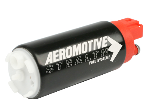 Aeromotive 340 OFFSET Stealth Electric Fuel Pump Kit
