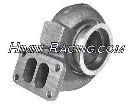 "T3 3.00"" V-Band Divded Turbine Housing - P Trim T04S, T04R, T04Z"