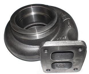 "T4 4.00"" V-band Turbine Housing - Garrett GT45R, GT4508R, GTX45R"