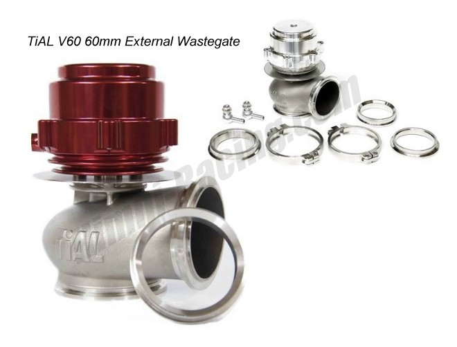 Tial 60mm External Wastegate V60