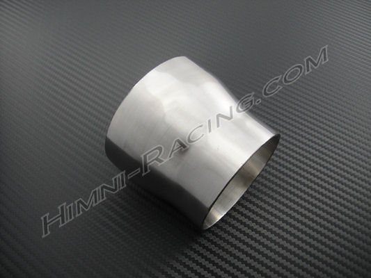 Himni 3 To 3 5 Transition Reducer Pipe/Tube- Stainless Steel