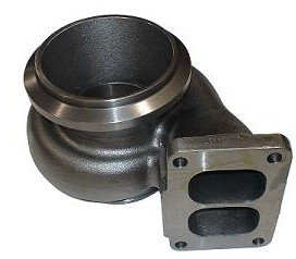 "T6 5.00"" V-band Turbine Housing - Garrett GT4294R, GT4202R"
