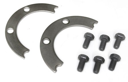 Turbine Housing Clamp Plates and Bolt Kit, GT25R-GT35R