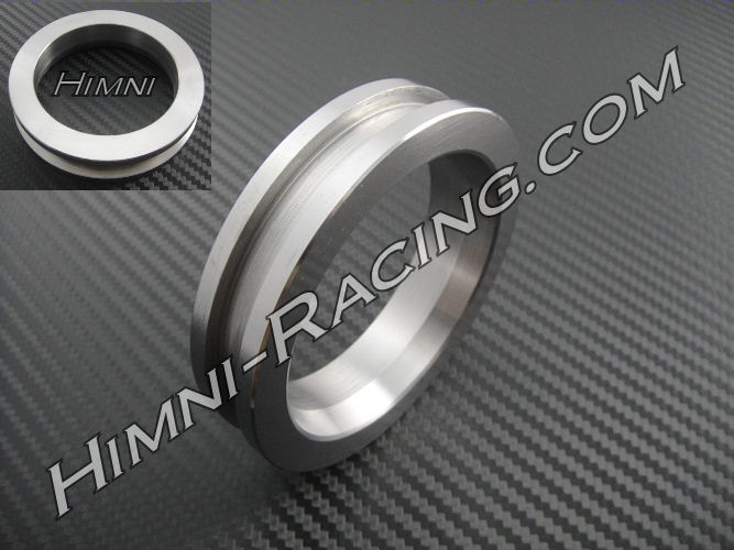 "3"" V-band Turbo Adapter Flange For T04 Housing - Weld-On"