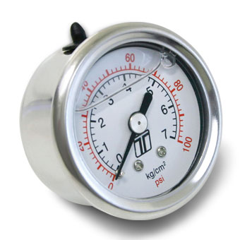 TurboSmart FPR Gauge (Fuel Pressure Regulator Guage)